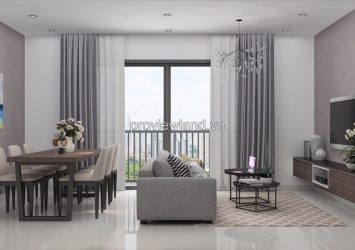Masteri Thao Dien for rent 3 bedrooms at T1 Tower