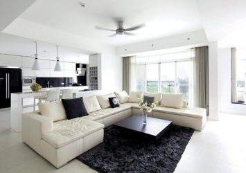Horizon Tower apartment for sale high floor 250sqm 5BRs nice view unfurnished
