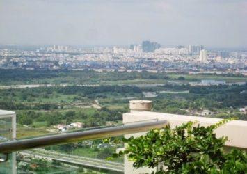 Duplex Saigon Pearl apartment for sale at Topaz 2