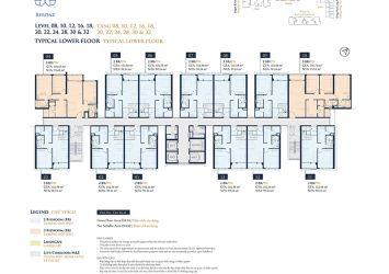 Feliz en Vista 3 bedrooms apartment without furniture for sale