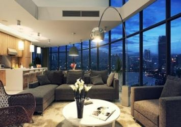 Penthouse Vinhomes Central Park for sale at Park 5 Tower
