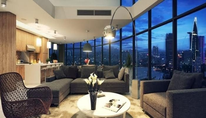 Penthouse vinhomes central park for sale at park 5 tower for Central park penthouses for sale