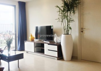 Masteri Thao Dien for rent 2 bedrooms at T4
