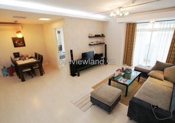 Serviced apartment for rent in District 1 Pham Ngu Lao Street 106 sqm