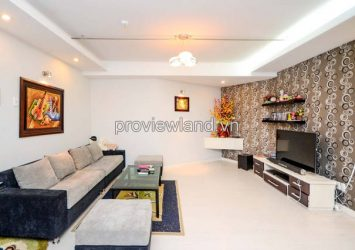 Serviced apartment for rent in District 1 Pham Ngu Lao Street 2 bedrooms