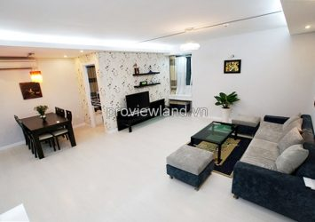 Serviced apartment for rent in District 1 Pham Ngu Lao St 104 sqm
