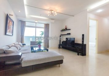Serviced apartment for rent in District 1 Pham Ngu Lao St 100 sqm