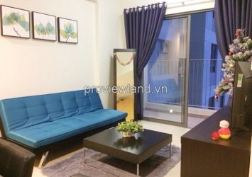 Masteri Thao Dien apartment for rent 2 bedrooms at T2