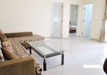 Villa for rent in District 7 have garden 4 bedrooms 400 sqm