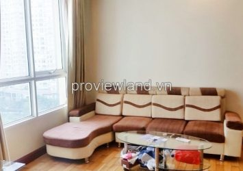 Apartment for rent in The Manor Officetel 1 bedroom 51 sqm