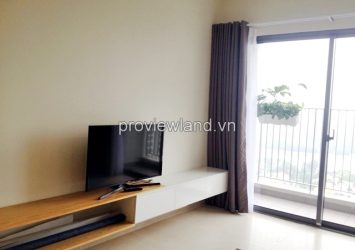 Masteri Thao Dien apartment for rent 2 bedrooms 63 sqm