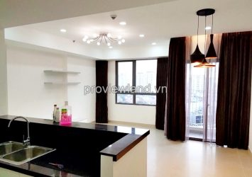Masteri Thao Dien apartment for rent 67 sqm basic furniture