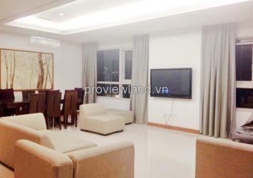 Xi Riverview apartment for rent 201 sqm 3 bedrooms