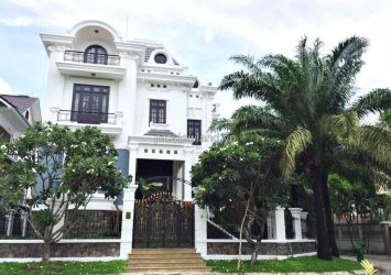 Villa for rent in District 2 Nguyen Van Huong st 5 bedrooms