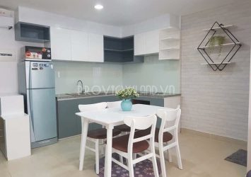 Masteri Thao Dien for rent 1 bedroom at T4 Tower