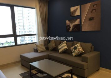 Masteri Thao Dien apartment for rent 1 bedroom 47 sqm