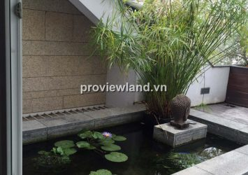 Villa for sale in Saigon Pearl 147 sqm using area 4 bedrooms