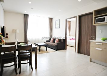 Serviced apartment for rent in District 3 Pasteur St 68 sqm