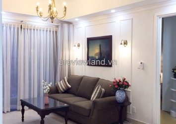 Masteri Thao Dien apartment for rent 2 bedrooms 65 sqm