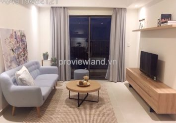 Masteri Thao Dien apartment for rent 2 bedroom 72 sqm river view