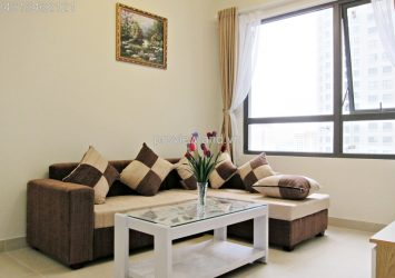 Masteri Thao Dien apartment for rent 1 bedroom 54 sqm