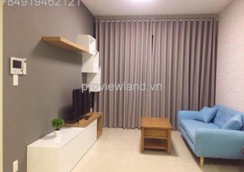 Masteri Thao Dien apartment for rent 1 bedroom 50 sqm