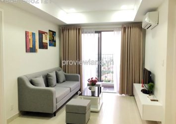 Masteri Thao Dien for rent 2 bedrooms 70 sqm river view