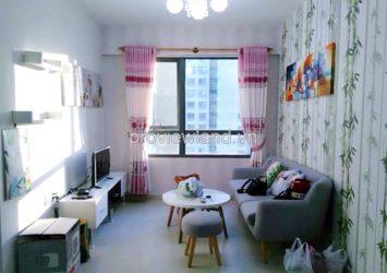 Masteri Thao Dien apartment for rent 1 bedroom 45 sqm