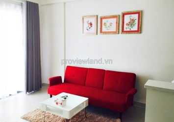 Masteri Thao Dien for rent 2 bedrooms 58 sqm city view