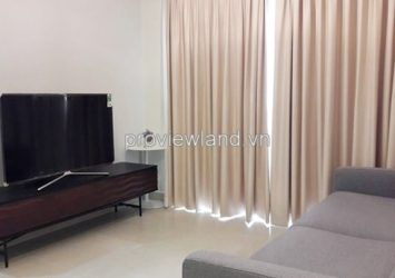Masteri Thao Dien for rent 2 bedrooms 60 sqm city view