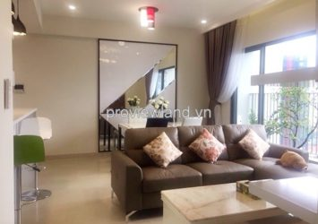 Masteri Thao Dien for rent 2 bedrooms 73 sqm city view