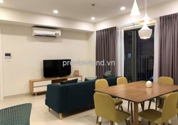 Masteri Thao Dien for rent 3 bedrooms 91 sqm full furniture