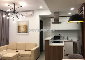 Masteri Thao Dien for rent 2 bedrooms 64 sqm beautiful city view