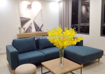 Masteri Thao Dien for rent 3 bedrooms 92 sqm full furniture