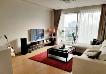 New apartment for sale in Tropic Garden 101 sqm 2 bedrooms modern style