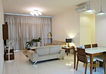 The Vista apartment for rent 3 bedrooms 140 sqm