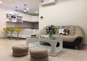 Masteri Thao Dien for rent 2 bedrooms 70 sqm full furniture