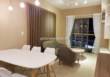 Masteri Thao Dien for rent 2 bedrooms 65 sqm
