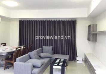 Masteri Thao Dien for rent 3 bedrooms 93 sqm river view