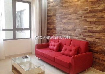 Masteri Thao Dien for rent 1 bedroom 47 sqm on high floor