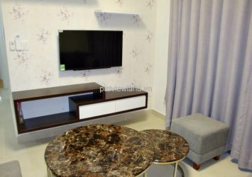 Masteri Thao Dien for rent 2 bedrooms 72 sqm river view