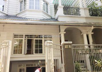 Saigon Pearl villa for rent 4 bedrooms 450 sqm