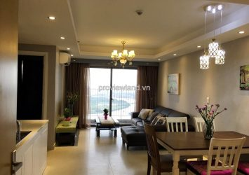 Apartment Masteri Thao Dien for rent 3 bedrooms 92 sqm modern design