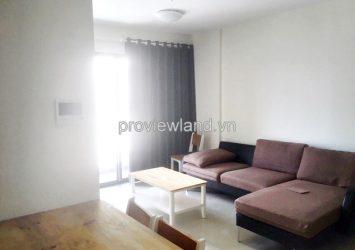 Masteri Thao Dien for rent 2 bedrooms 58 sqm full furniture