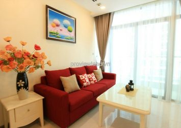 Apartment for rent in Vinhomes Central Park 2 bedrooms 70 sqm