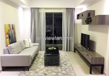 Masteri Thao Dien for rent 2 bedrooms 68 sqm river view