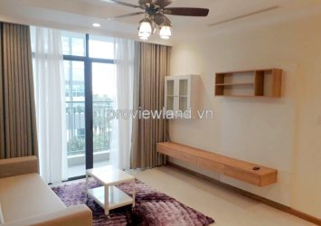 Apartment for rent in Vinhomes Central Park 3 bedrooms 115 sqm