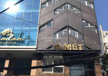 Office for rent in Binh Thanh District Nguyen Huu Canh st