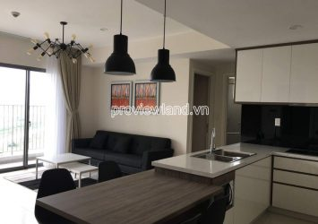 Masteri apartment for rent 3 bedrooms 91 sqm full furniture