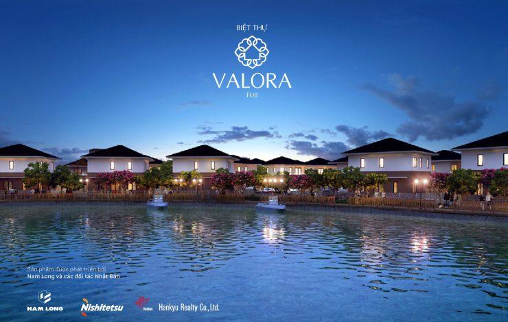 Valora Fuji - night